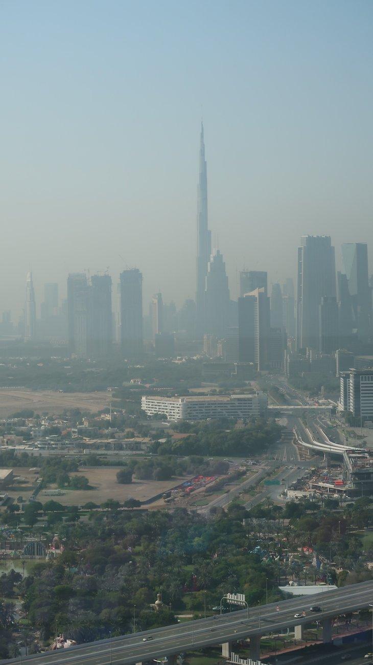 Burj Khalifa visto da Moldura - Frame, Dubai © Viaje Comigo
