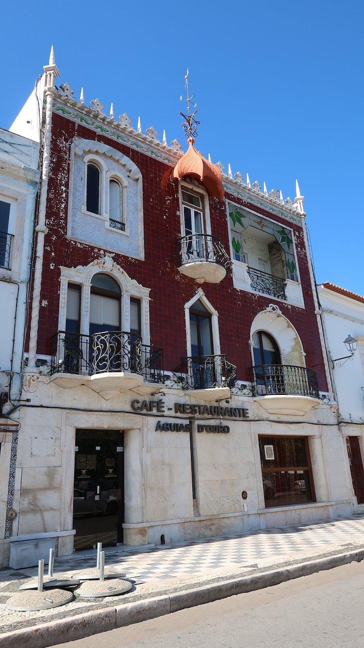 Café Águias D'Ouro - Estremoz - Alentejo - Portugal © Viaje Comigo