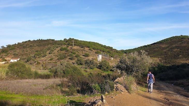 Passeio até à ribeira de Odeleite - Castro Marim - Algarve - Portugal © Viaje Comigo