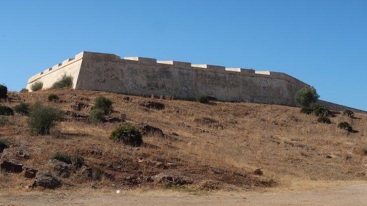 Castelo de Castro Marim - Algarve - Portugal © Viaje Comigo