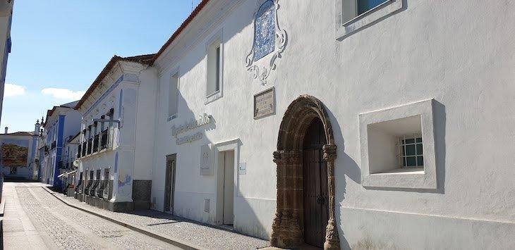Centro Interpretativo dos Tapetes de Arraiolos - Arraiolos - Alentejo - Portugal © Viaje Comigo