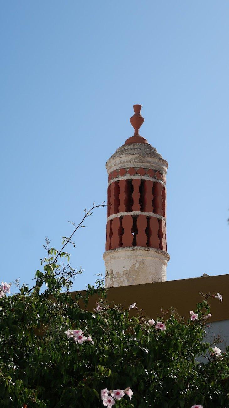 Chaminé de Alte - Loulé - Algarve © Viaje Comigo