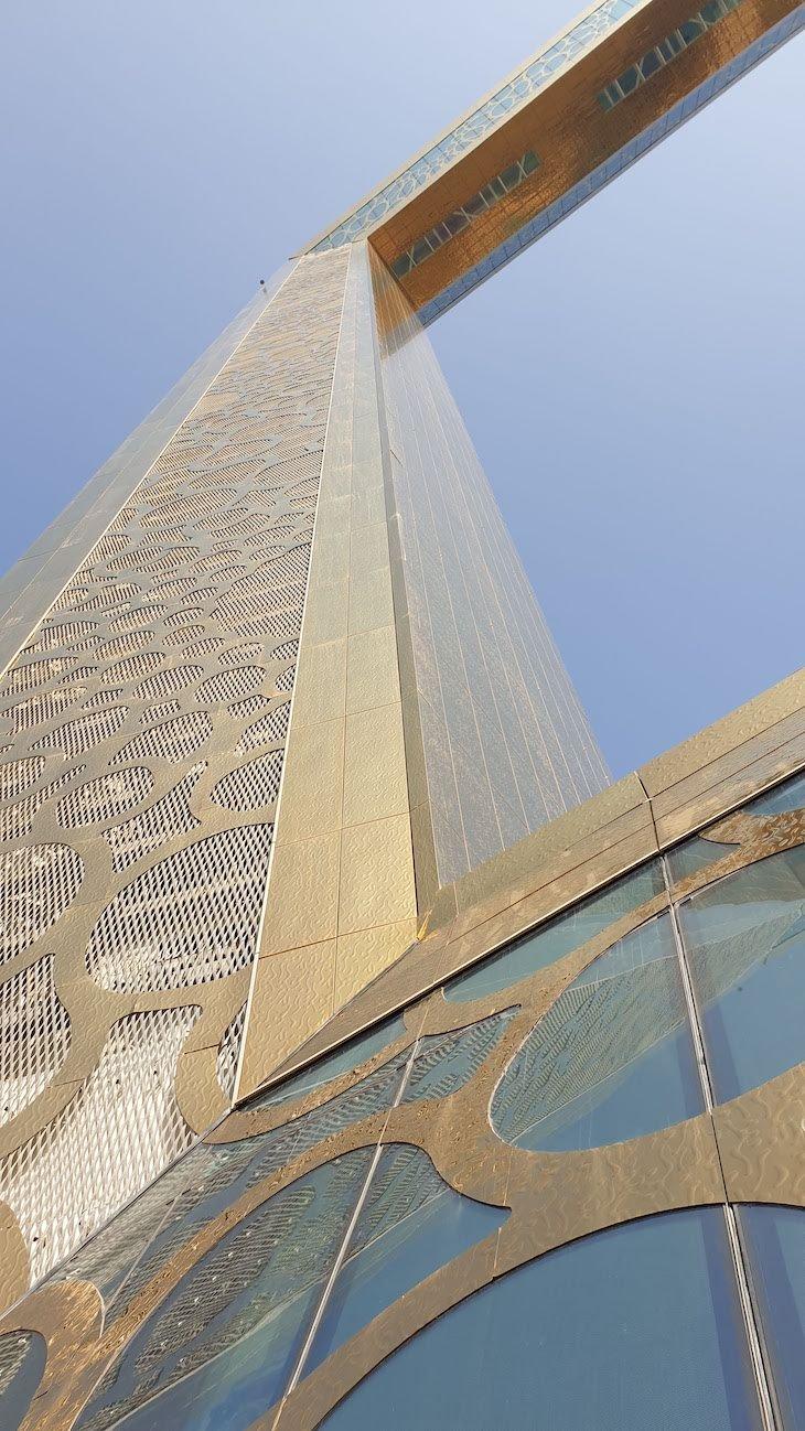 Edifício da Moldura - Frame, Dubai © Viaje Comigo