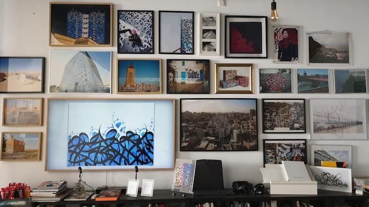 El Seed Art - Al Serkal Avenue - Dubai © Viaje Comigo