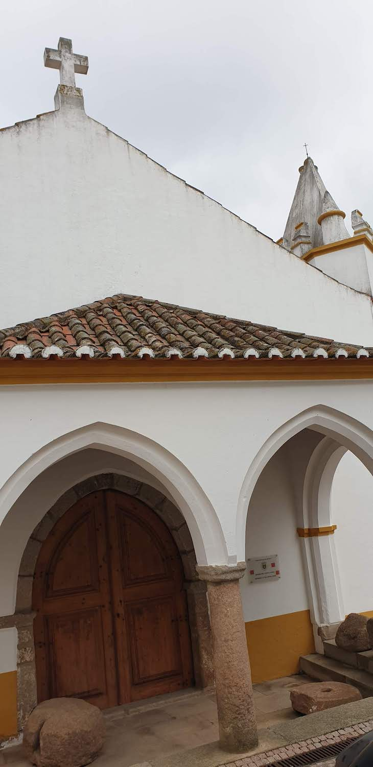Igreja da Madalena - Monforte - Alentejo - Portugal © Viaje Comigo