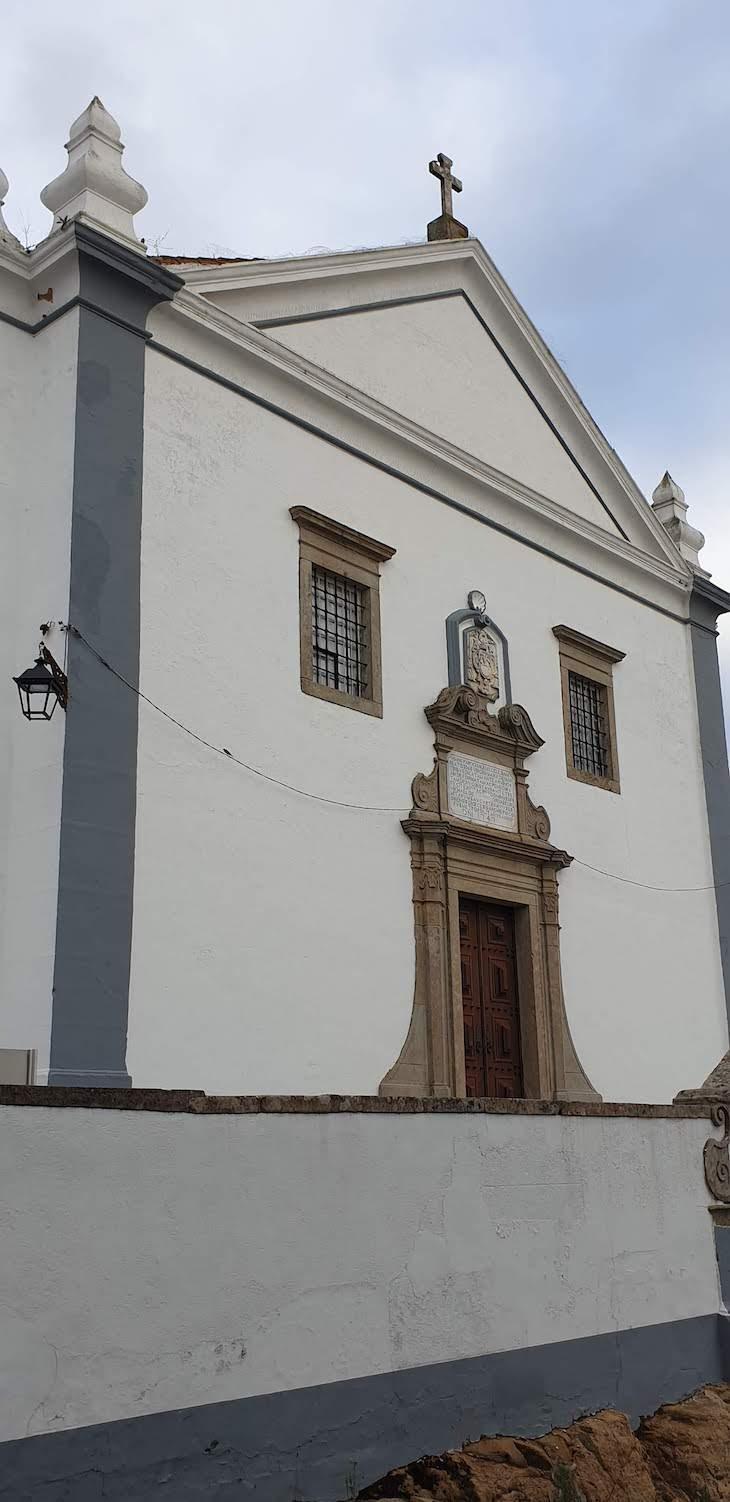 Igreja Matriz de Arraiolos - Alentejo - Portugal © Viaje Comigo