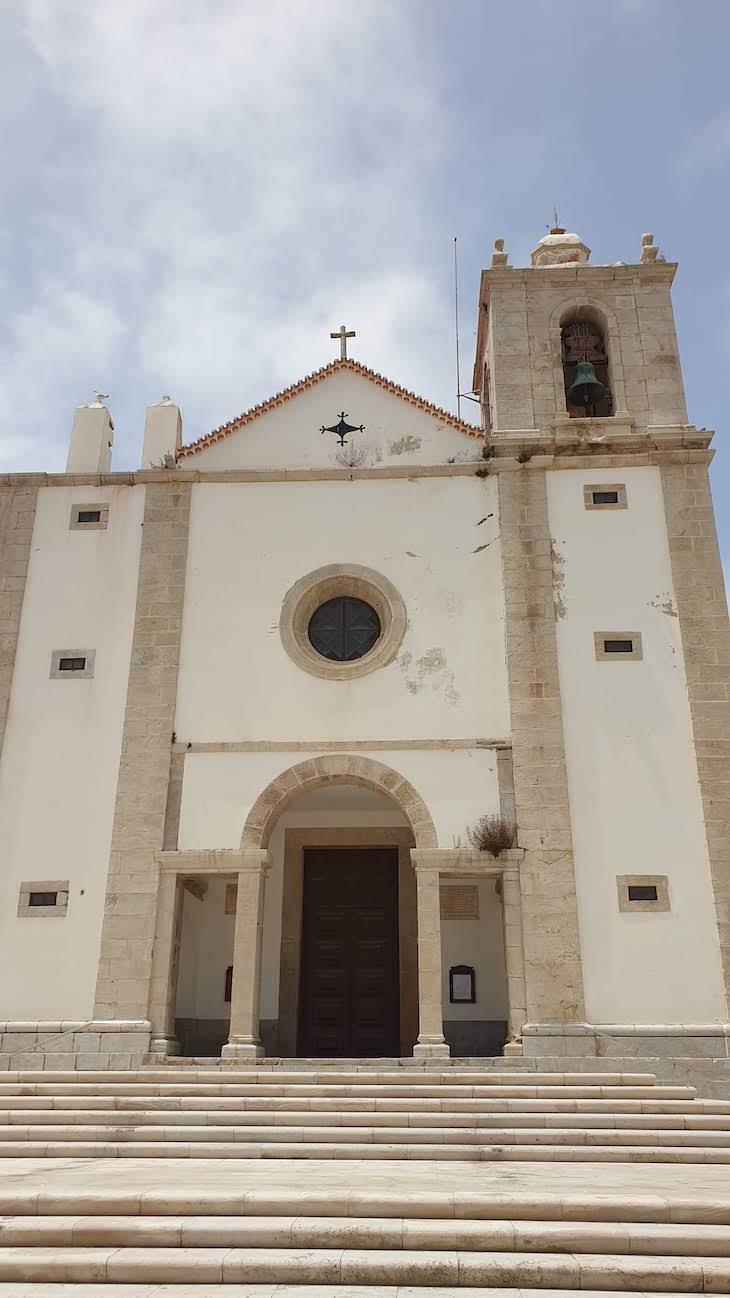 Igreja de São Pedro - Matriz de Peniche - Portugal © Viaje Comigo