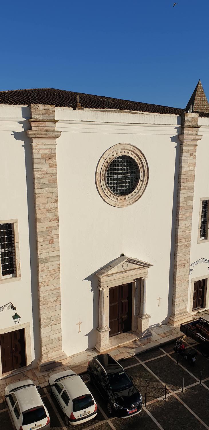 Igreja de Santa Maria - Estremoz - Alentejo - Portugal © Viaje Comigo
