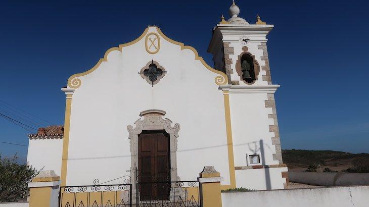 Igreja de Budens - Algarve - Portugal © Viaje Comigo
