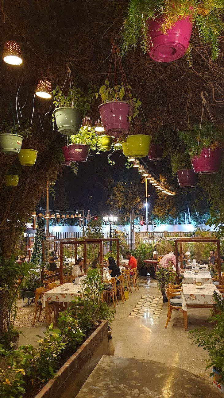 Restaurante Al Falamanki Dubai © Viaje Comigo