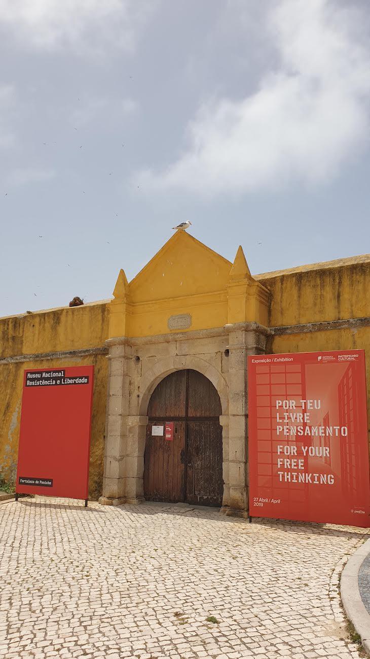 Museu Nacional da Resistência e Liberdade - Peniche - Portugal © Viaje Comigo