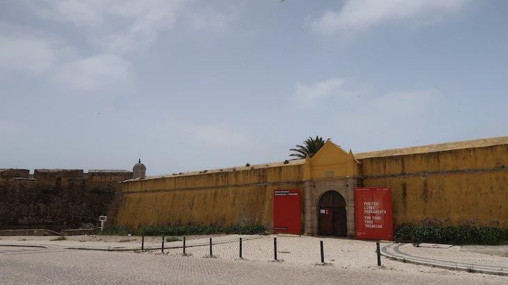 Museu e Forte de Peniche - Portugal © Viaje Comigo