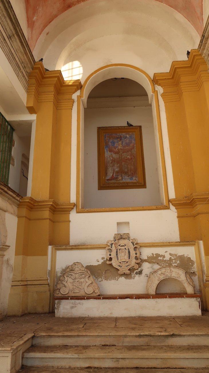 Capela Nosso Senhor dos Inocentes, Estremoz - Alentejo - Portugal © Viaje Comigo