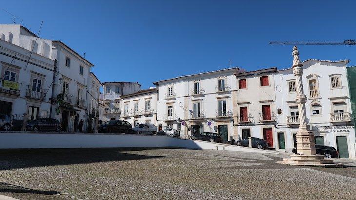 Centro de Estremoz - Alentejo - Portugal © Viaje Comigo