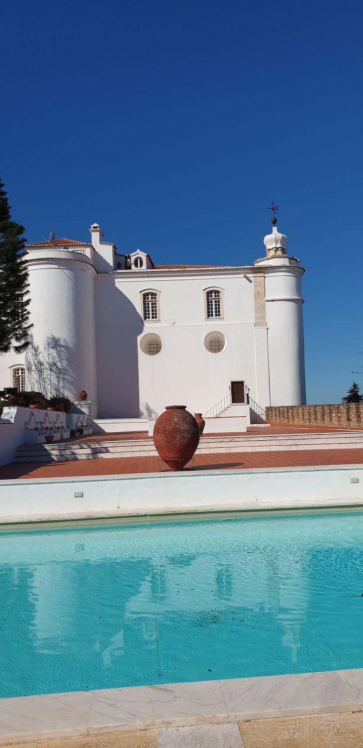 Pousada Castelo Estremoz - Alentejo - Portugal © Viaje Comigo