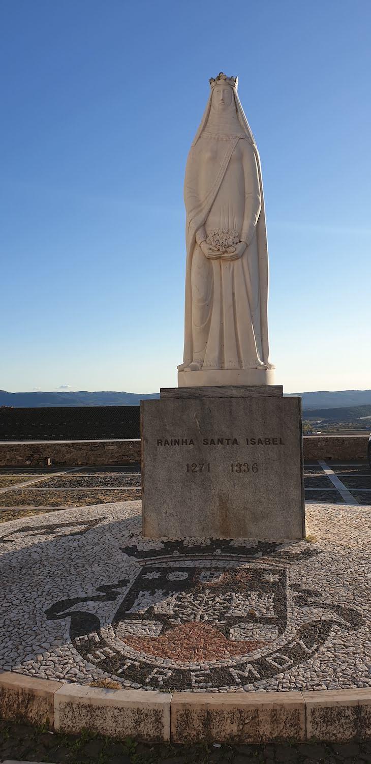 Rainha Santa Isabel - Estremoz - Alentejo - Portugal © Viaje Comigo