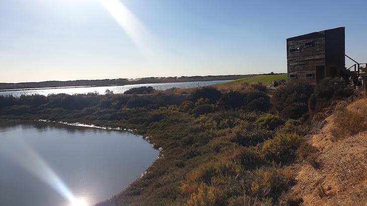Ria Formosa Obs Aves Quinta do Lago - Algarve - Portugal © Viaje Comigo