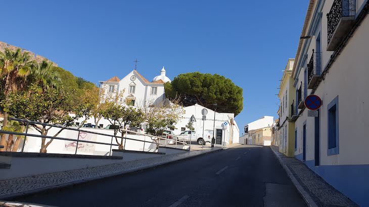 Igreja de Castro Marim - Algarve - Portugal © Viaje Comigo