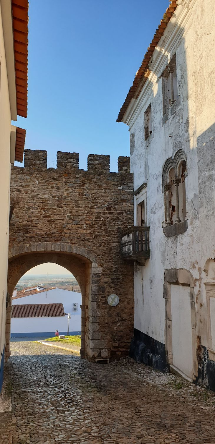 Cidade Velha - Castelo de Estremoz - Alentejo - Portugal © Viaje Comigo