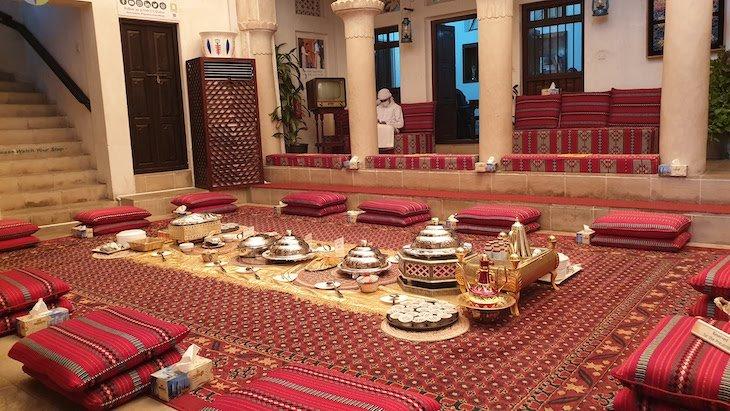 SMCCU - Sheik Mohamed Centre for Cultural Understanding - Dubai © Viaje Comigo