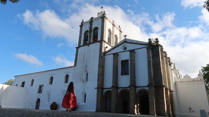 Pousada Convento de Arraiolos - Alentejo - Portugal © Viaje Comigo