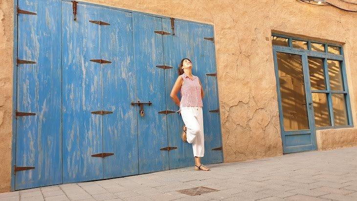 Al Seef Heritage Hotel Dubai, Curio Collection by Hilton - Dubai © Viaje Comigo