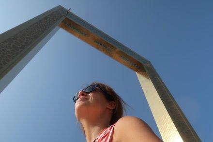 The Frame, Dubai © Viaje Comigo