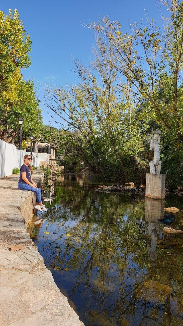 Fonte pequena de Alte - Loulé - Algarve © Viaje Comigo