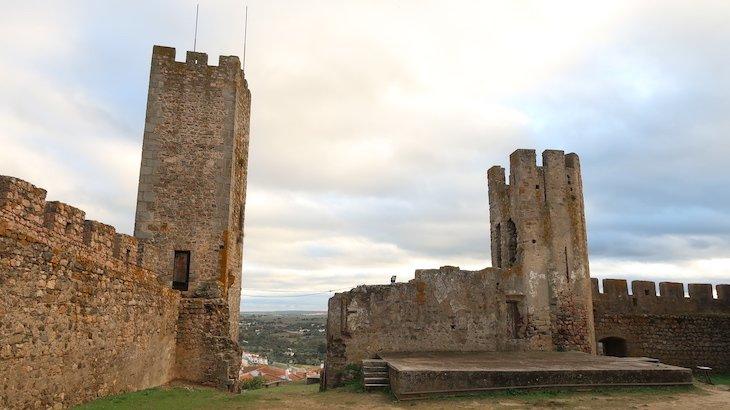 Entrada no Castelo de Arraiolos - Alentejo - Portugal © Viaje Comigo