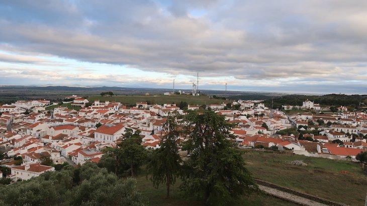 Vista em Arraiolos - Alentejo - Portugal © Viaje Comigo