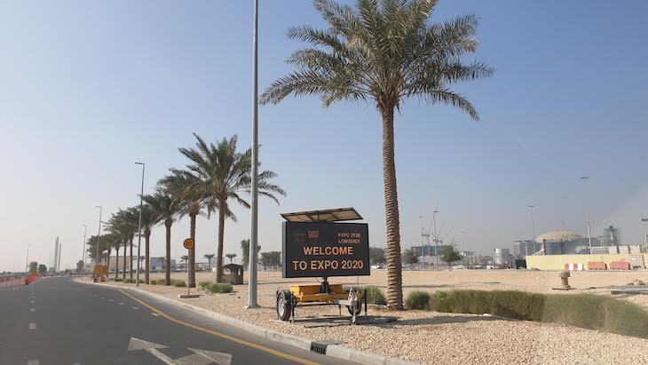 Welcome to Expo 2020 - Dubai © Viaje Comigo