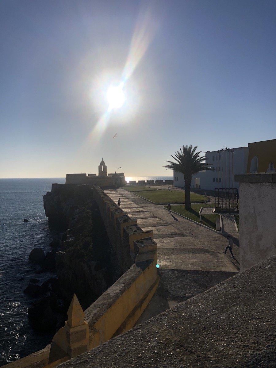 Fortaleza de Peniche © Viaje Comigo