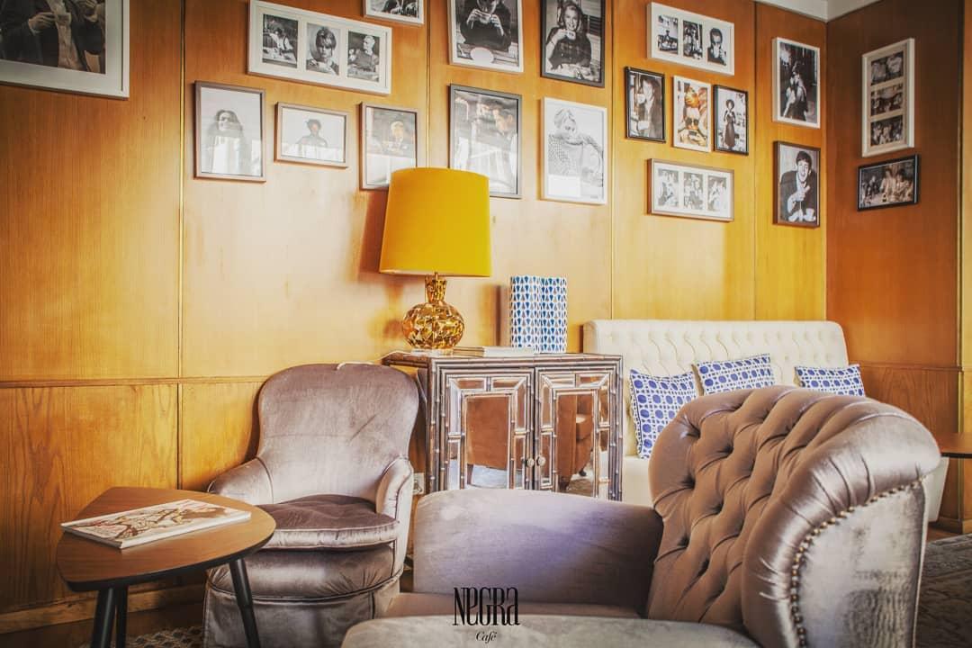Negra Cafe © Negra Cafe
