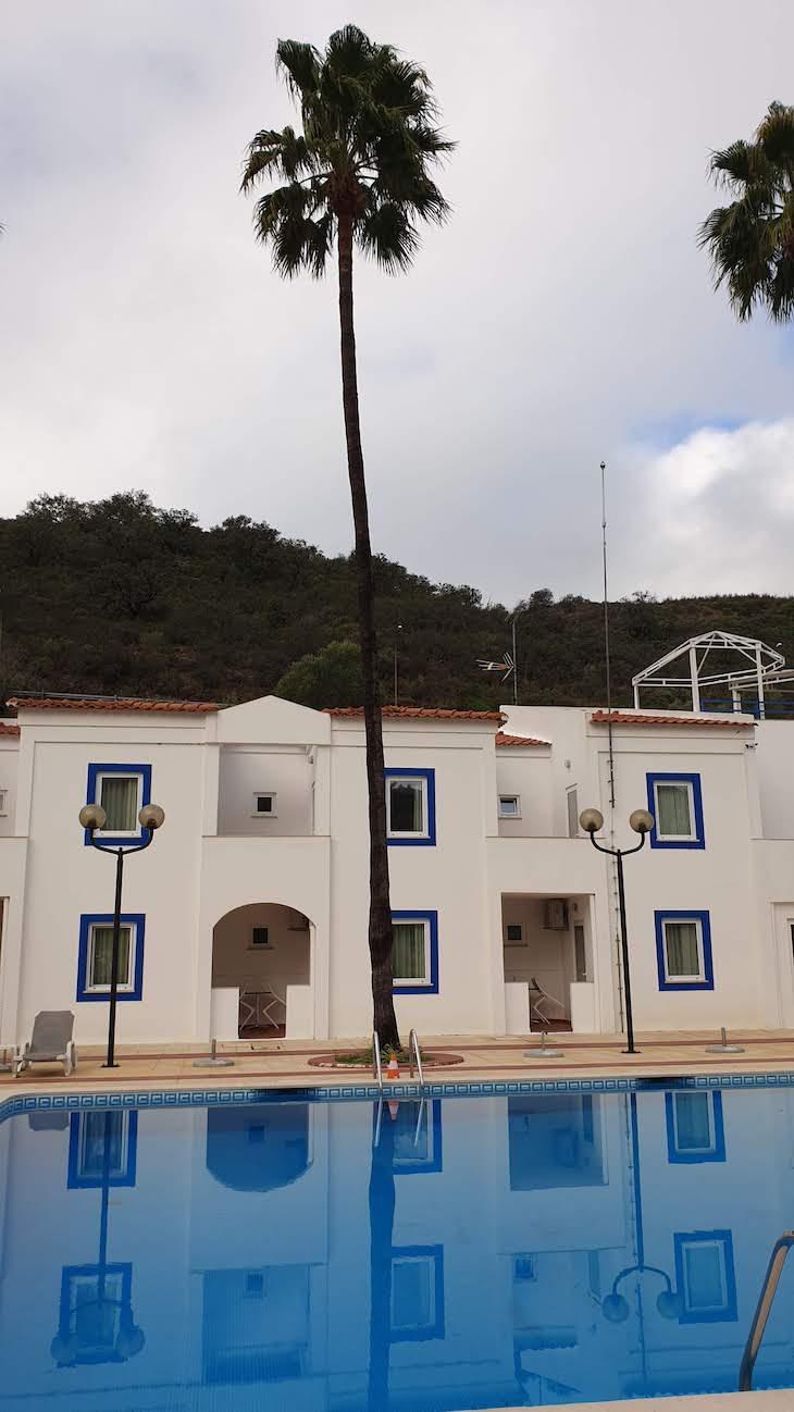 Hotel D' Alcoutim - Algarve - Portugal © Viaje Comigo