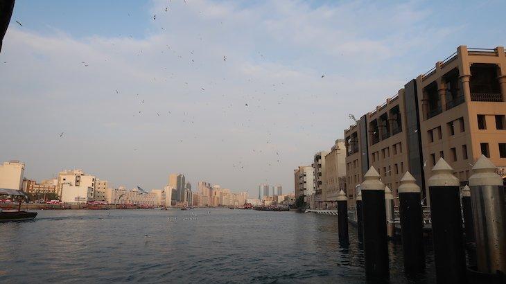 Barco Abra - Dubai - Emirados Árabes Unidos © Viaje Comigo