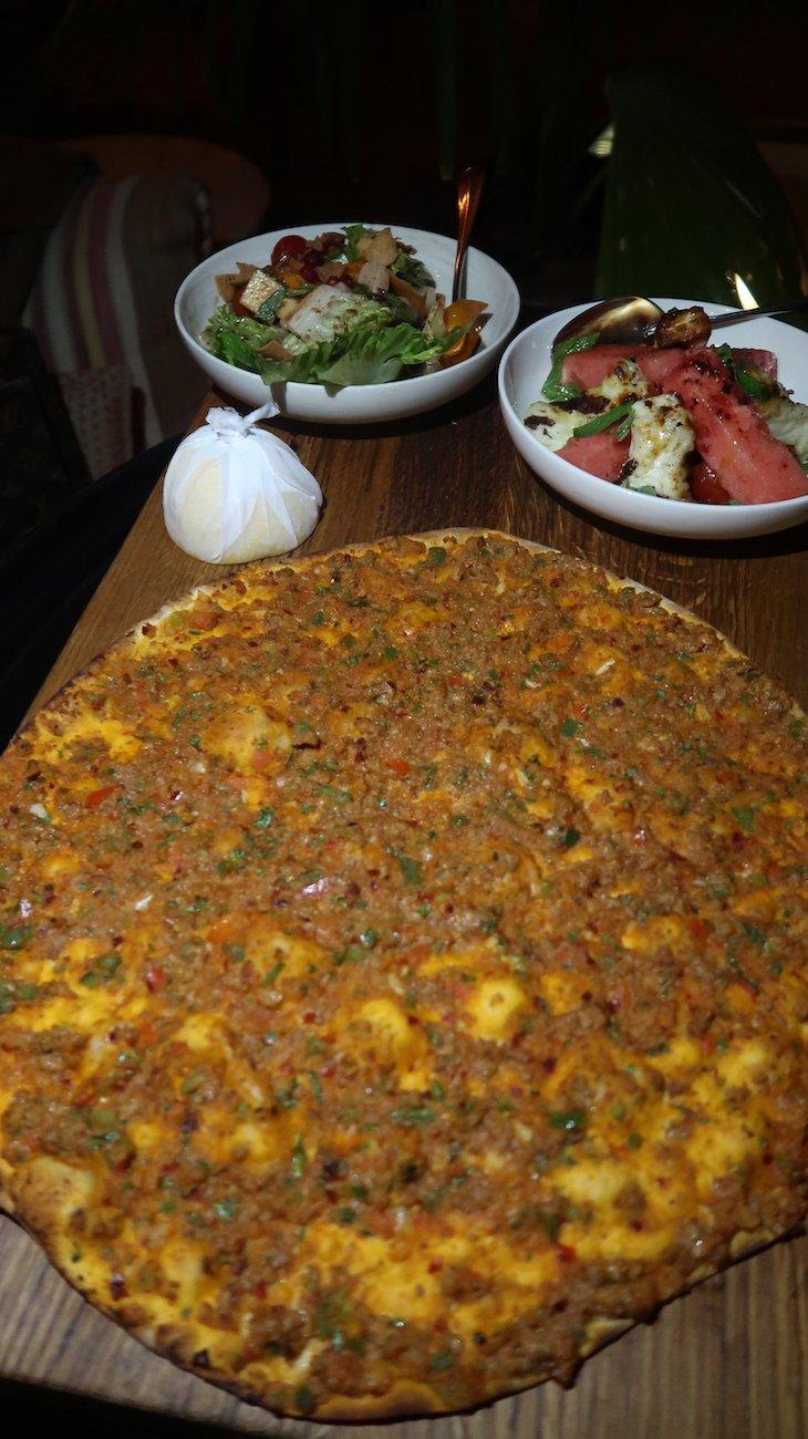 Restaurante Ninive - Dubai © Viaje Comigo