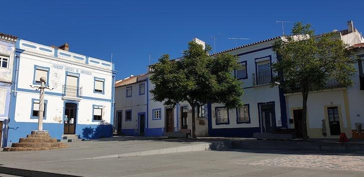 Praça do Município, Arraiolos - Alentejo - Portugal © Viaje Comigo