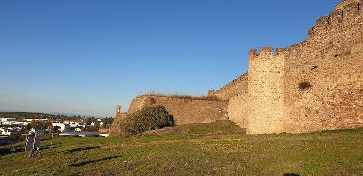 Torre de Menagem - Castelo de Estremoz - Alentejo - Portugal © Viaje Comigo