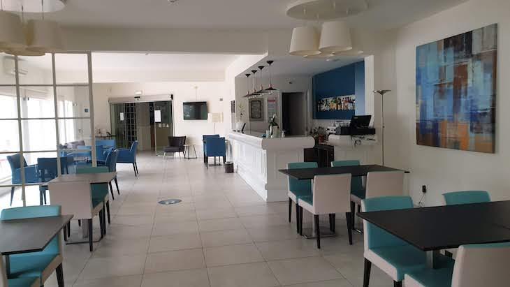 Restaurante do Hotel D' Alcoutim - Algarve - Portugal © Viaje Comigo