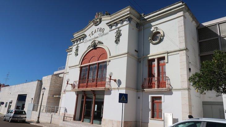 Teatro Berdardim Ribeiro - Estremoz - Alentejo - Portugal © Viaje Comigo