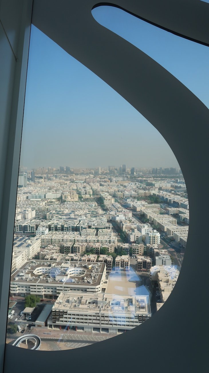 Vista da Moldura - Frame, Dubai © Viaje Comigo