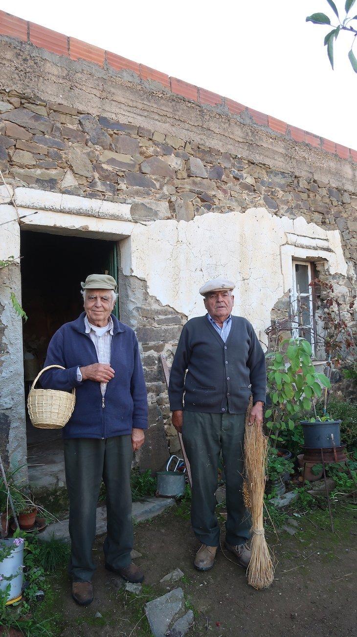 Artesãos da aldeia das Furnazinhas - Castro Marim -Algarve © Viaje Comigo