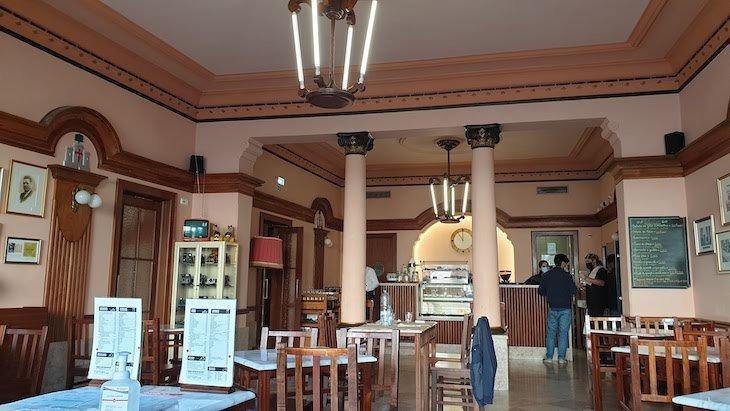Café Calcinha - Loulé - Algarve © Viaje Comigo