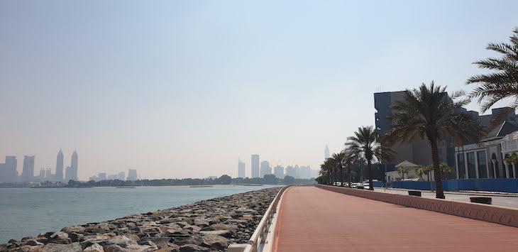 Passeio na Palmeira Jumeirah - Dubai © Viaje Comigo
