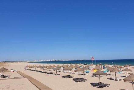 Meia Praia - Lagos - Algarve - Portugal © Viaje Comigo
