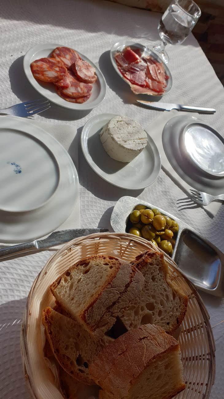 Restaurante Bela Vista -Castro Marim - Algarve -Portugal © Viaje Comigo