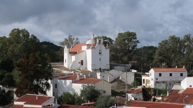 Ermida Nossa Senhora da Conceição - Alcoutim - Algarve - Portugal © Viaje Comigo
