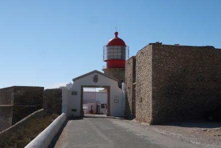 Cabo de São Vicente - Algarve - Portugal © Viaje Comigo
