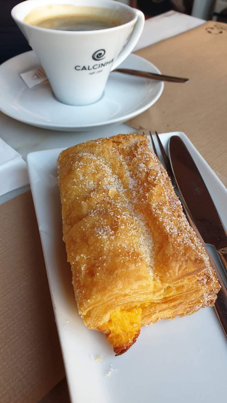 Folhado de Loulé - Café Calcinha - Loulé - Algarve © Viaje Comigo