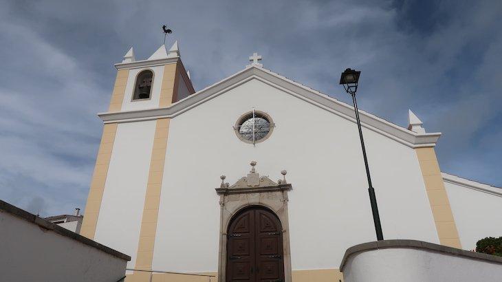 Igreja Matriz de Alcoutim - Algarve - Portugal © Viaje Comigo